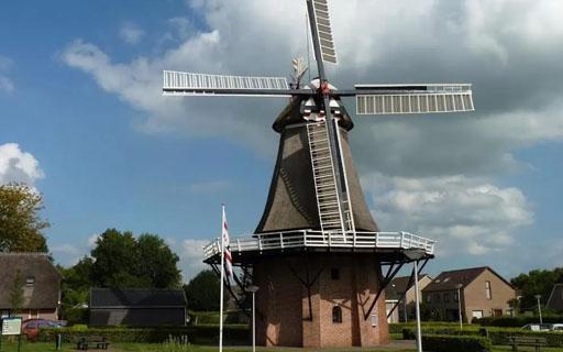 Prachtige omgeving van Stuifzand te Drenthe